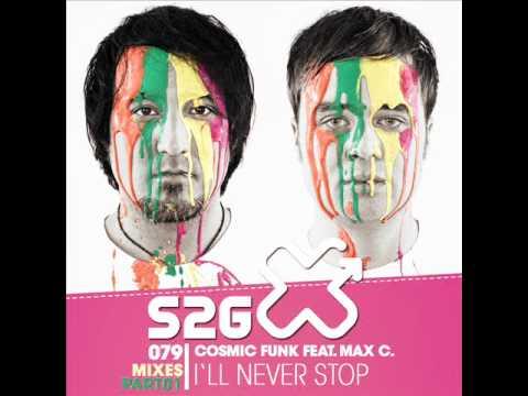 Cosmic Funk feat Max'C - I'll Never Stop (Ian Osborn and Nicolas Francoual Remix)