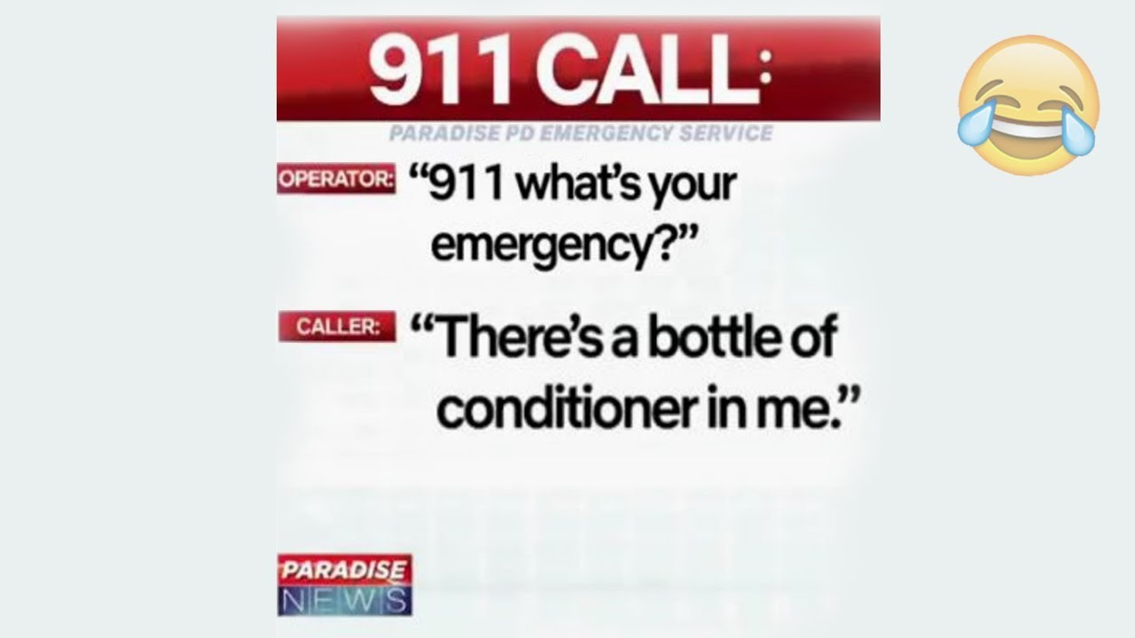 All The Paradise PD: Funny 911 Calls I Could Find