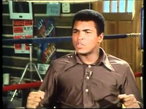 Muhammad Ali- The Rumble In The Jungle(Interview)