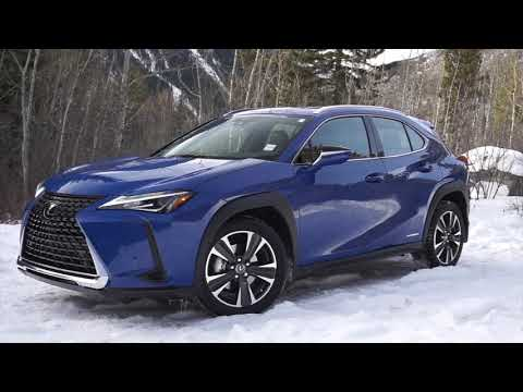 All-New Lexus UX250h Review