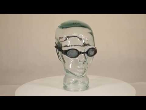 130e37d79d1 Speedo Mariner Supreme Prescription Swimming Goggles Clear Black Smoke