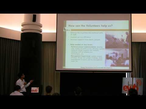 Presentation by Guest Speaker, Mr. Sun Mao