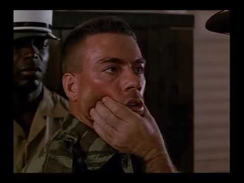 León Peleador Sin Ley Jean Claude Van Damme En Español Latino Youtube