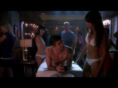 "BLUE MOUNTAIN STATE SEASON 3 Clip - ""Roughing the Kicker"""