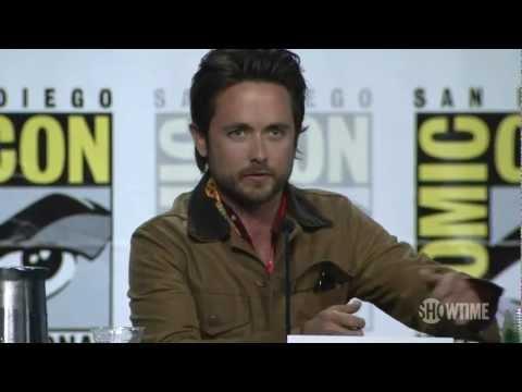 Shameless Comic-Con 2012 Panel: Jimmy vs Steve