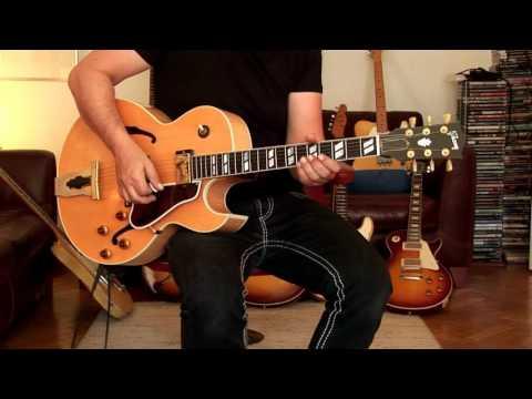 2000 Gibson L-4, blonde