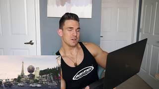 Fitness Star Abel Albonetti Reacts to #WhyILift - Episode 1