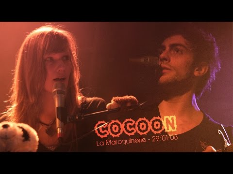 Cocoon - La Maroquinerie 2008 Full Show