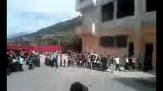 video de simulacro de terremoto en san rafael petzal