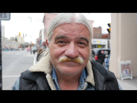 Russ lost his job in Winnipeg working with Mental Health Commission of Canada. He is now homeless!