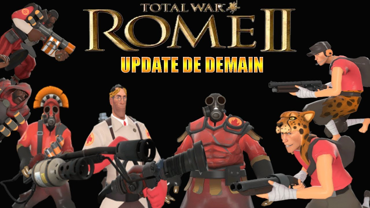 Rome total war tf2 hat bot - Italian Guide