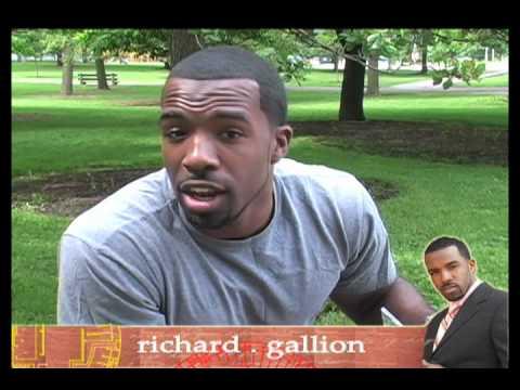 RICHARD GALLION: THE ART OF AMBIANCE