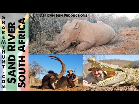 Hunt Dangerous Game In South Africa - Sharemyhunt.com