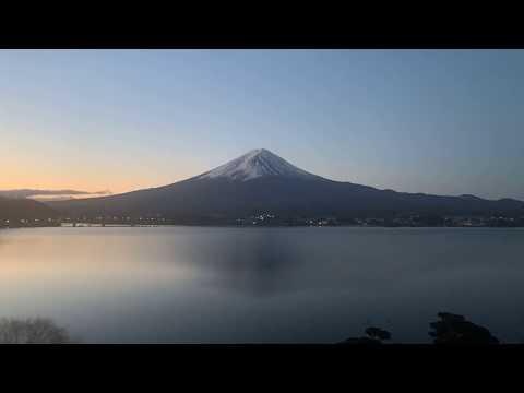 [iPHONE XS MAX] 富士山  Fujisan Time Lapse [1080P]