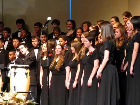 4 Choir African Noel