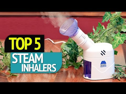 TOP 5: Steam Inhalers