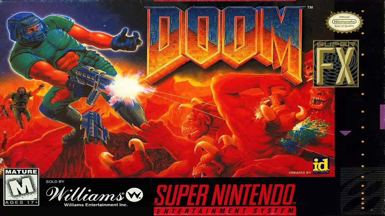 DooM SNES 1995 Full OST