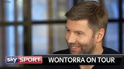 Thomas Hitzlsperger über seine neue Rolle als Vorstandsvorsitzender I Wontorra on Tour
