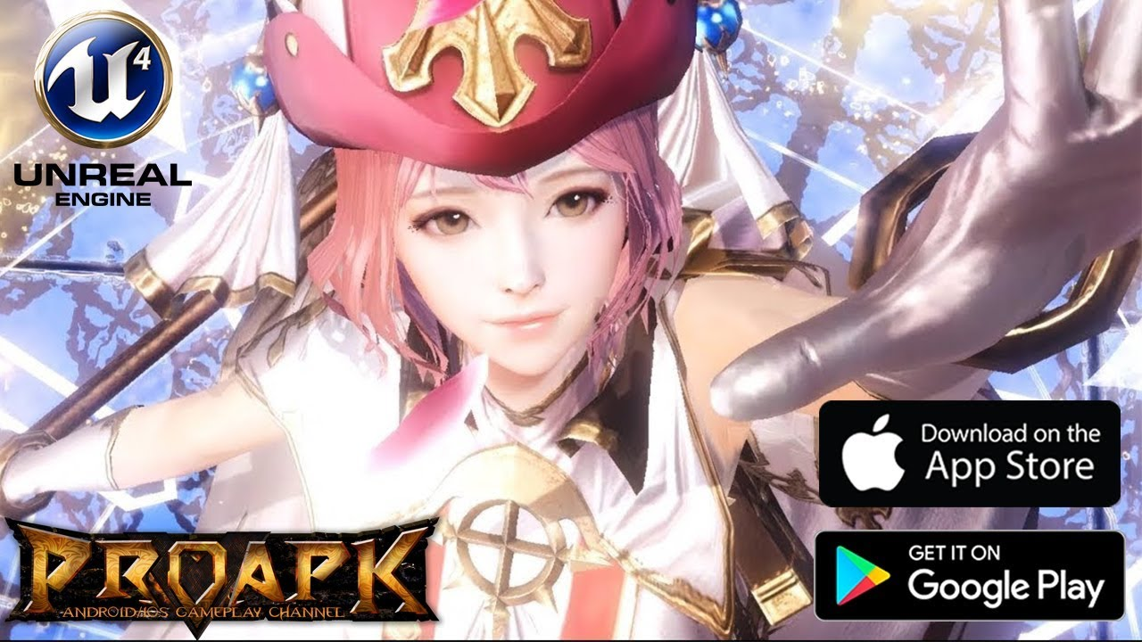 OVERHIT Gameplay Android / iOS (by NEXON) (Unreal Engine 4) (KR)