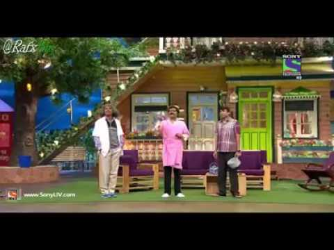 Navjot Singh Sidhu out on zero to Waqar Younis in 1990 – Kapil Sharma Funny Talk