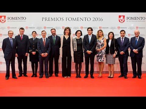 PREMIOS FOMENTO 2016