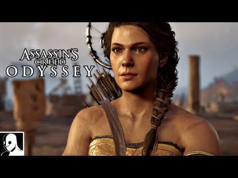 Assassin's Creed Odyssey Das Vermächtnis der ersten Klinge Deutsch #8 - Orden beitreten thumbnail