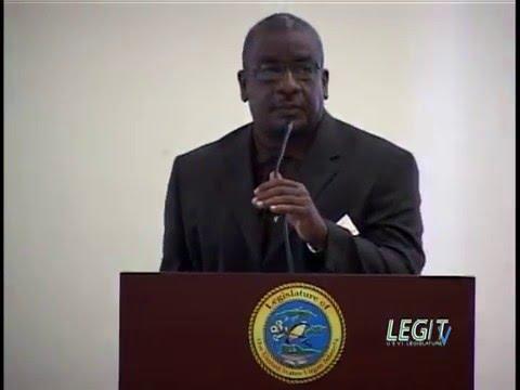 Part I - School To Prison Pipeline Crime Prevention Symposium