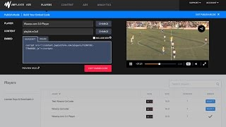 Video How to use JW Player 7 with Wowza Streaming Engine download MP3, 3GP, MP4, WEBM, AVI, FLV Januari 2018