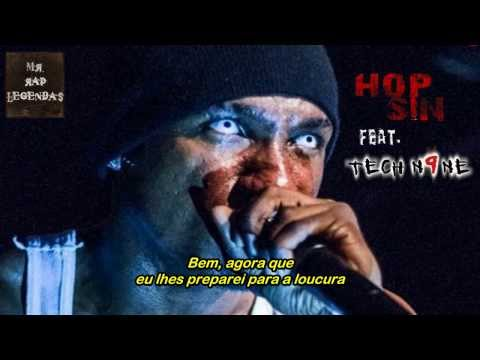 Hopsin Feat. Tech N9ne - Rip Your Heart Out (Legendado)