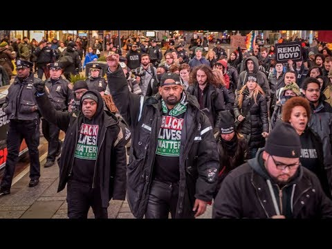 Feds Secretly Monitoring the Black Lives Matter Movement