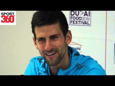 Novak Djokovic on his relationship with Malek Jaziri