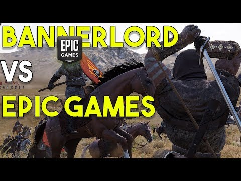BANNERLORD VS EPIC GAMES! (Lord Of The Rings MODDING NEWS)
