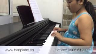 Repeat youtube video Đàn Piano Korg Concert C-46 | Blessed Music | 0905 612 111 - Thiện Phục