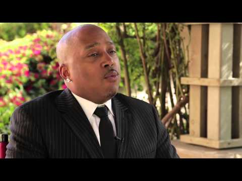 Daymond John-How long do you give a great idea until you quit?