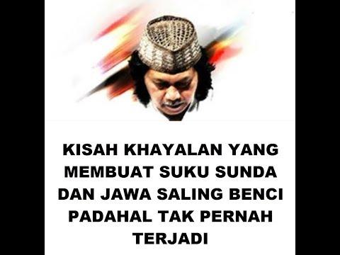 Cak Nun Bongkar Sejarah Perang Antara Suku Sunda & Jawa