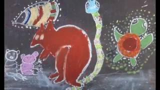 視藝   04澳洲土著畫