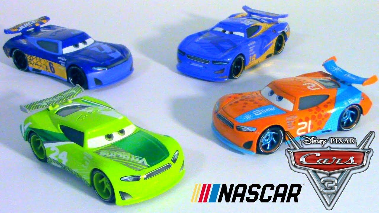 CARS 3 NASCAR -- Chase Racelott, Ryan