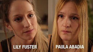 Videobook Lily Fuster y Paula Abadía
