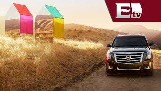 Cadillac se renueva; Presenta la nueva Escalade 2015 / Excélsior informa, con Andrea Newman