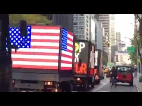 ANTI (terror)ISIS & PKK DEMO in NEW YORK