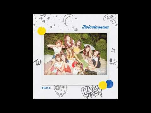 TWICE (트와이스) - LIKEY [MP3 Audio] [1st Album: twicetagram]