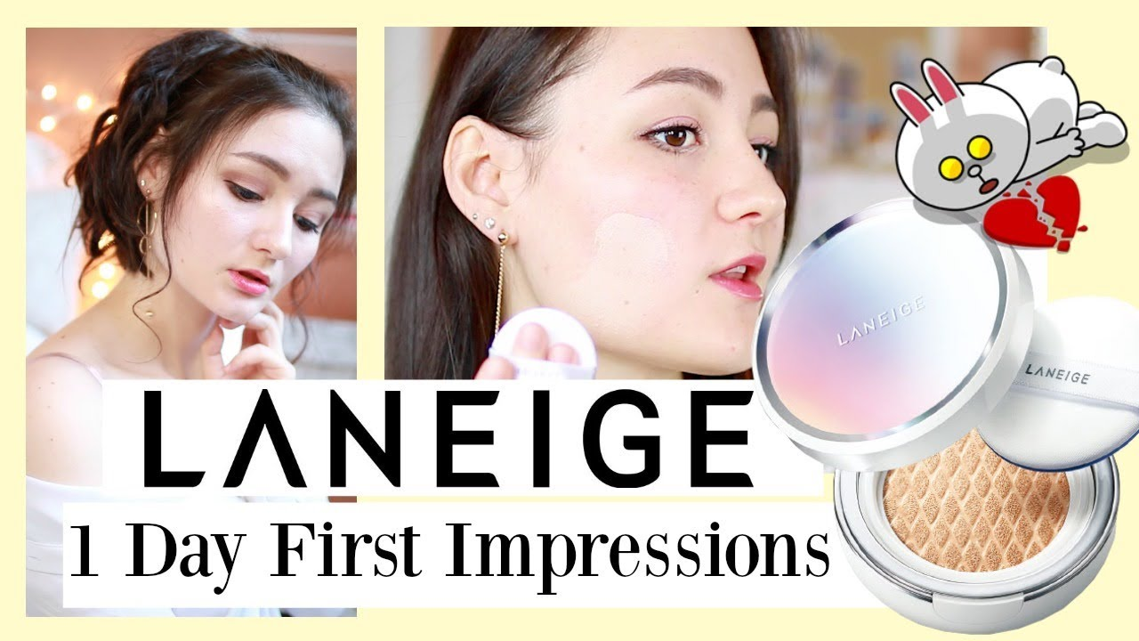 laneige hydra radiance review