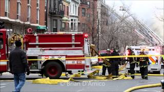 boston ma 9 alarm fire on beacon street claims the lives of two firefighters 3 26 14