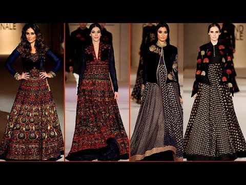 Indian Glamorous Wedding Lehenga Designs
