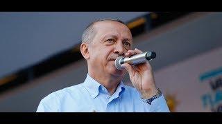 Cumhurbaşkanımız Erdoğan, Mardin Mitinginde konuştu