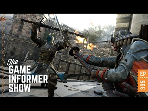 GI Show – For Honor, MLB 17, Harmonix Interview