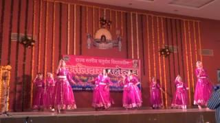 Saraswati vandana based on classical kathak dance..... pratibha raghuvanshi