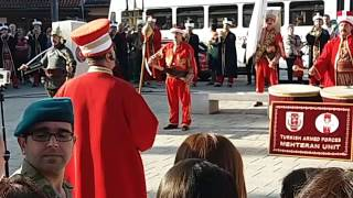 Ottoman Military Band Mehter in Sarajevo (Part 2)