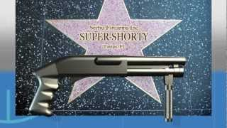 Serbu Firearms Inc. part 4: Sawed-Off Shotgun of Kings feat. SUPER-SHORTY