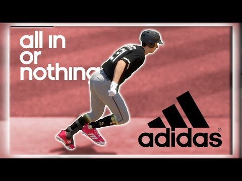 SIGNING A 100 MILLION DOLLAR ADIDAS CLEAT DEAL! MLB The Show 18 Road To The Show